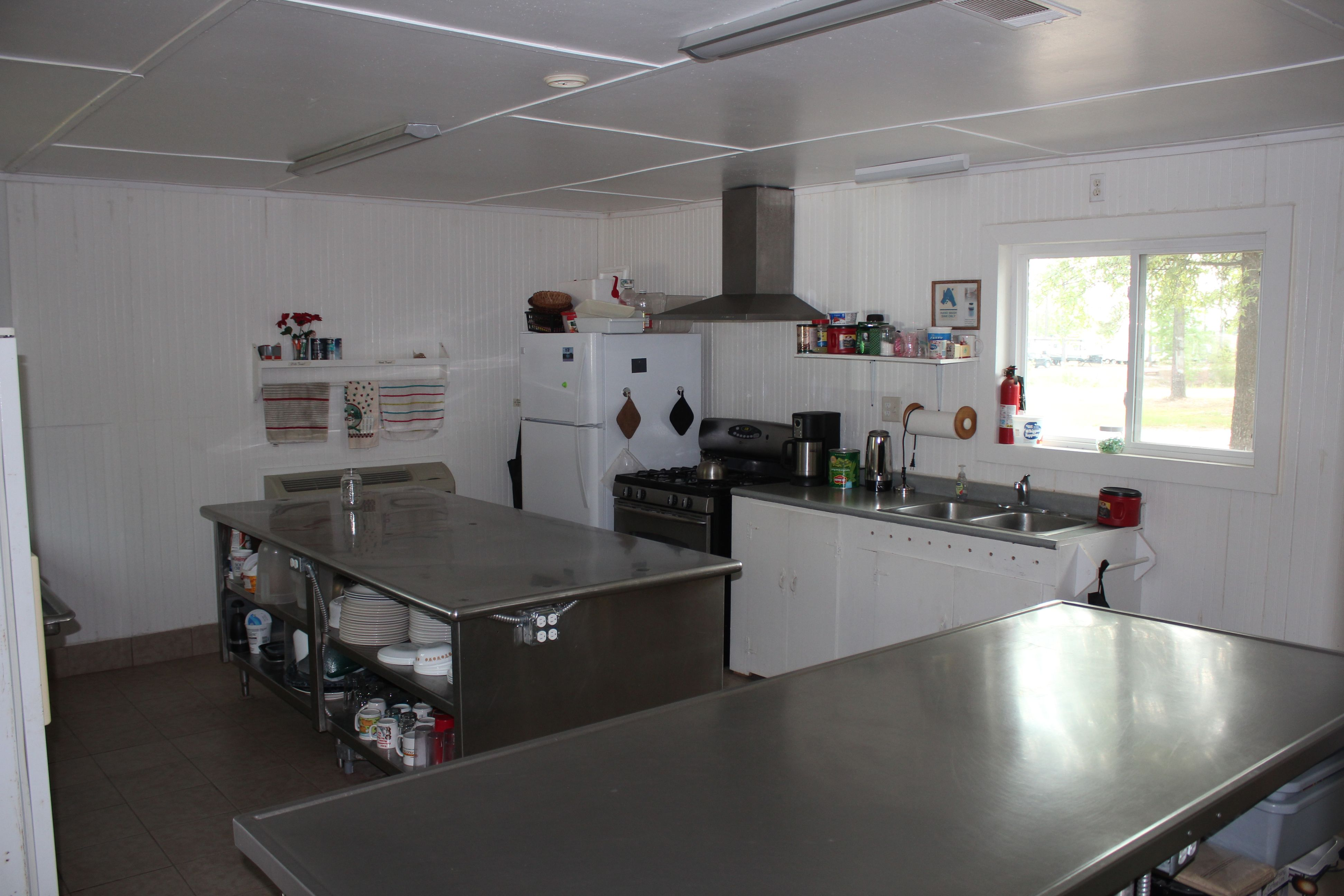 Kitchen in the Lodge