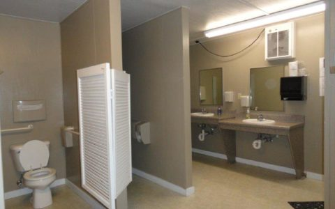 Restrooms Beaver Run