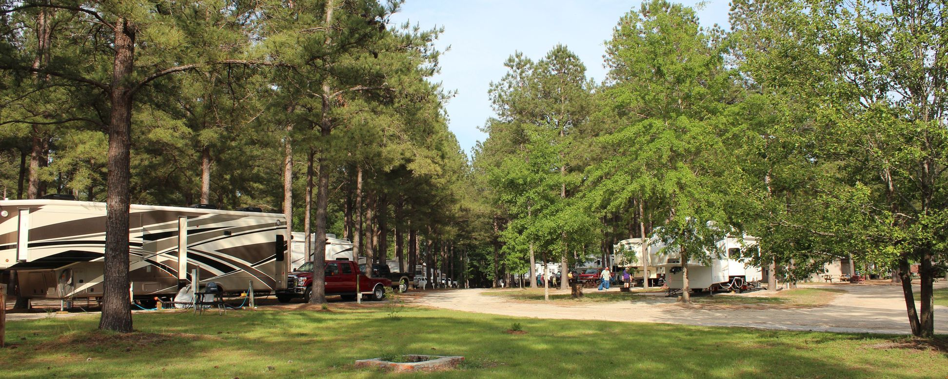 Beaver Run Rv Park Peaceful Camping In The Pines